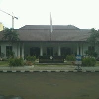Photo taken at Perpustakaan Nasional RI by Yus@ P. on 1/2/2012
