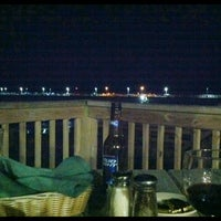 Photo taken at Daddy Mac's Beach Grille by Rebecca M. on 10/23/2011