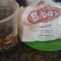 Photo taken at Bibas Lanches by Lucas A. on 3/18/2012