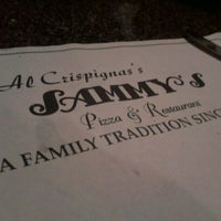 Photo taken at Sammy's Pizza & Italian Restaurant by Kaitlin on 1/15/2012