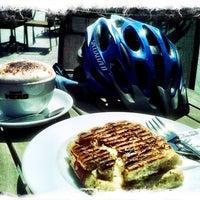 Photo taken at Caffè Nero by Bora B. on 5/1/2012
