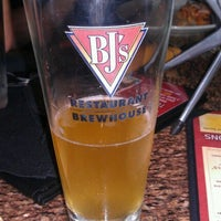 Photo taken at BJ's Restaurant and Brewhouse by Timothy W. on 5/15/2011