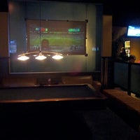Photo taken at Half Moon Windy City Sports Grill by Edward G. on 9/6/2012