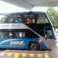 Photo taken at Phayao Bus Terminal by Thepkanith Y. on 12/9/2011
