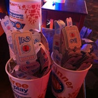Photo taken at Dave & Buster's by Glenda R. on 9/10/2012