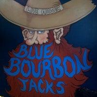 Photo taken at Blue Bourbon Jacks by Lee C. on 6/24/2012