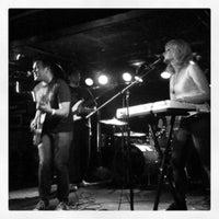 Photo taken at Subterranean by Micaela G. on 3/31/2012
