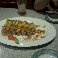 Photo taken at Tokyo Steakhouse & Sushi Bar by Kenny K. on 9/9/2011