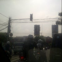 Photo taken at Lampu Merah Srengseng-Pesanggrahan by The_ZPR<ZH3P4_R41D3R5> I. on 3/30/2012