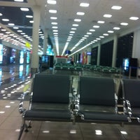 Photo taken at Terminal E by Давид on 7/17/2012
