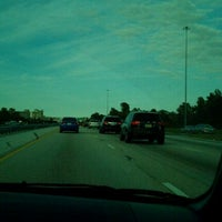Photo taken at Interstate 4 & FL State Route 408 by akyrah V. on 2/25/2012