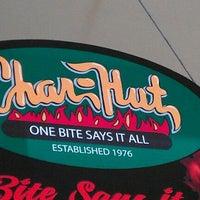 Photo taken at Char Hut by Christina P. on 5/28/2012
