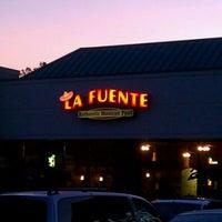 Photo taken at La Fuente by dj s. on 9/20/2011