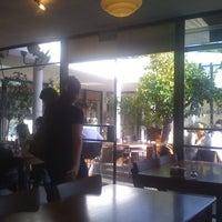 Photo taken at Beta Caffé by Meir B. on 1/28/2011