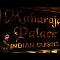 Photo taken at Maharaja Palace by ºDamian W. on 1/28/2012