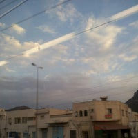 Photo taken at Gare Tahar Sfar by Charfeddine R. on 7/21/2012