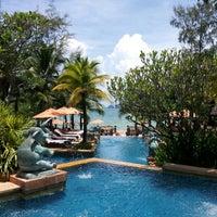 Photo taken at Amari Vogue Resort by Dennis P. on 4/25/2012