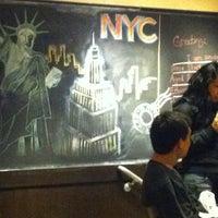Photo taken at Starbucks by Martijn v. on 4/10/2011