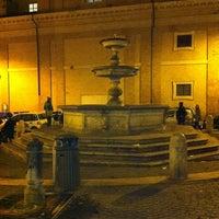 Photo taken at Piazza della Madonna dei Monti by Riccardo T. on 2/26/2011