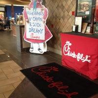 Photo taken at Chick-fil-A by Kourtney L. on 2/24/2012