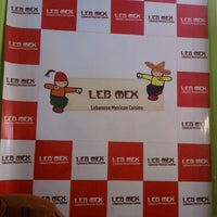 Photo taken at LebMex by Vinaya W. on 6/30/2012