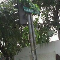 Photo taken at Jalan Haji Nawi by kemas u. on 10/20/2011