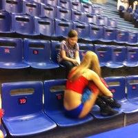 Photo taken at PBC CSKA by Lili K. on 5/9/2012