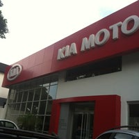 Photo taken at Autostar Kia Motors by Alfonso C. on 3/6/2012