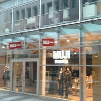 Photo taken at MUJI by Gregor W. on 10/30/2011