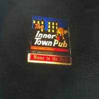 Photo taken at Innertown Pub by Kelly C. on 9/10/2011