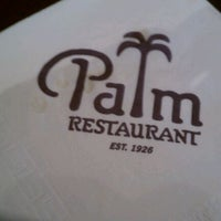 Photo taken at The Palm by Drew G. on 4/21/2012
