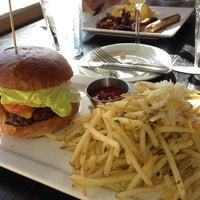 Photo taken at The Sunset Restaurant by Ellen R. on 1/29/2012
