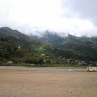 Photo taken at Pekan Kundasang by Shuhada A. on 1/22/2012
