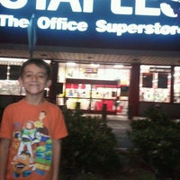 Photo taken at Staples by Michelle P. on 9/2/2011