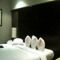 Photo taken at Hotel Santika Premiere Jakarta by Sheila A. on 8/10/2011