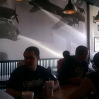 Photo taken at Wingstop by Matt G. on 3/28/2012