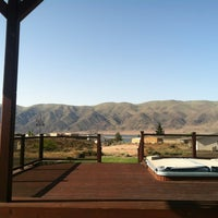 Photo taken at Desert Aire by Rachel P. on 5/12/2012