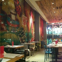 Photo taken at Wahaca by Mar A. on 9/2/2012