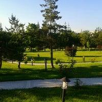 Photo taken at Merkez Orduevi by Aydın G. on 11/1/2011