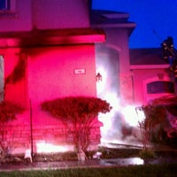 Photo taken at Residential Structure Fire by [PSN] P. on 10/15/2011