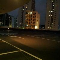 Photo taken at Estacionamento by Newton G. on 3/11/2012