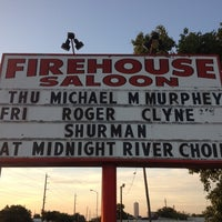 Photo taken at Firehouse Saloon by uəɥdəʇs ə. on 6/1/2012