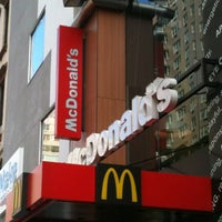 Photo taken at McDonald's by CAESAR D. on 3/9/2012