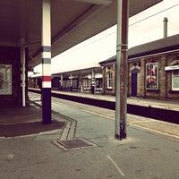Photo taken at Finsbury Park Railway Station (FPK) by Tarek N. on 9/12/2012