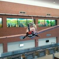 Photo taken at Kalamazoo - Battle Creek International Airport (AZO) by Arnaldo R. on 3/30/2012