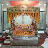 Photo taken at Guru Nanak Sabha - Gurudwara by Talvinder S. on 10/9/2011