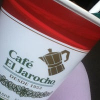 Photo taken at Café El Jarocho by Clau B. on 7/24/2012
