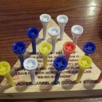 Photo taken at Cracker Barrel Old Country Store by Amanda I. on 11/19/2011