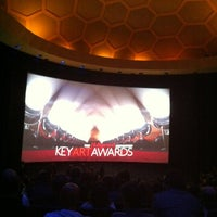 Photo taken at Cinerama Dome at Arclight Hollywood Cinema by Kevin D. on 10/20/2011