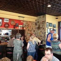 Photo taken at Altony's Italian Cafe and Wine Bar by Phillip L. on 6/15/2012